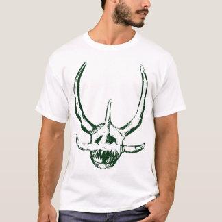 Máscara Verde Oscuro de Vejigante de Ponce, PR T-Shirt