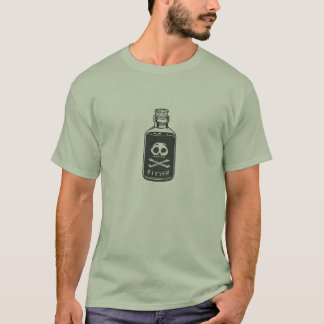 Masculine t-shirt Fixxer Poison