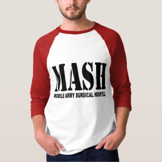 MASH - Mobile Army Surgical Hospital T-shirts