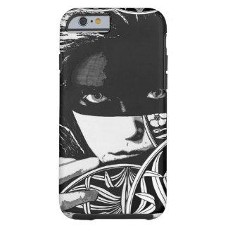 Masked Girl iPhone 6, Tough Tough iPhone 6 Case