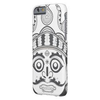 MASKED MEN BARELY THERE iPhone 6 CASE