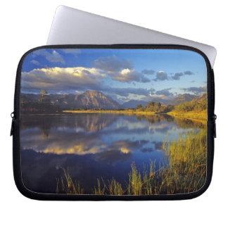Maskinonge Lake in Waterton Lakes National Park 3 Laptop Sleeve