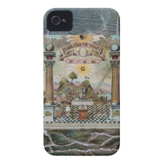 Masonic Art Case-Mate iPhone 4 Case