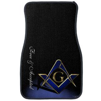 Masonic Floor Mats Floor Mat
