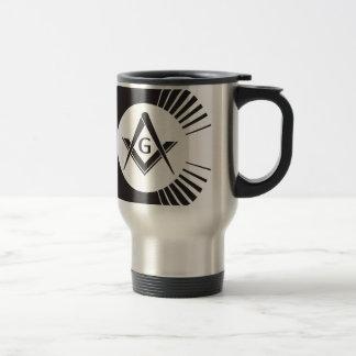 Masonic Freemason Masons Mug