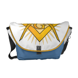 MASONIC GLORY MESSENGER BAG