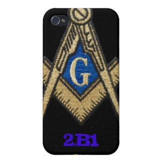 Masonic Iphone case iPhone 4 Covers
