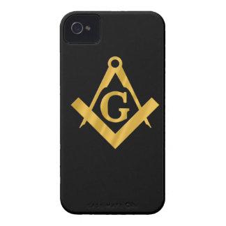 "Masonic ""Mason for Life"" Case-Mate iPhone 4 Cases"
