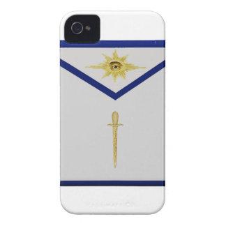 Masonic Tiler Apron iPhone 4 Covers
