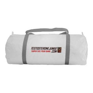 Massive bag of GAINZ Gym Duffel Bag