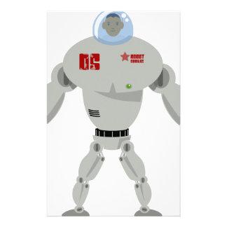 Massive Robot Stationery
