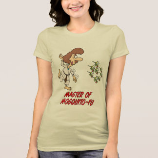 Master of Mosquito-fu T-Shirt