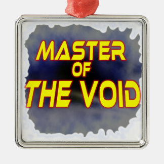 Master of the Void Christmas Ornament