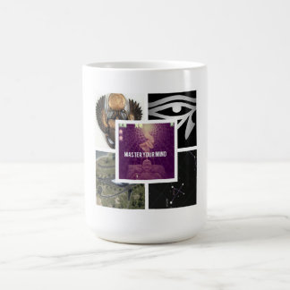 Master Your Mind Coffee Mugs