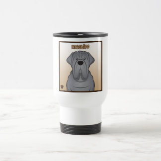 Mastiff Cartoon Coffee Mugs