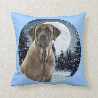 Mastiff Pillow