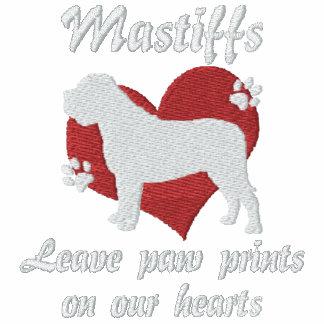 Mastiffs Leave Paw Prints