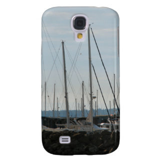 Masts In The Marina Galaxy S4 Case