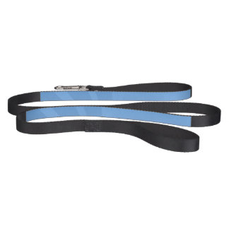 Matching Blue Max Dog Leash
