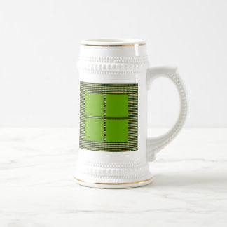 Matching Theme Squares - Silk Satin Acrylic look Coffee Mugs