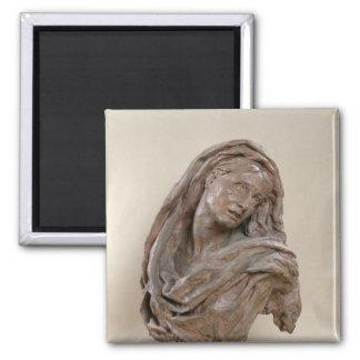 Mater Dolorosa, 1869-70 Square Magnet