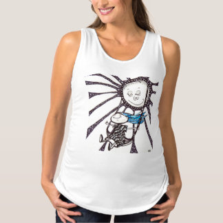 Maternity Tank Top - your inner child