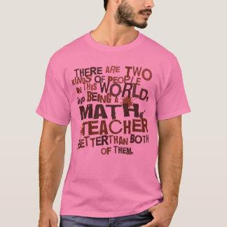 Math Teacher Gift T-Shirt