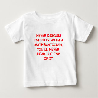 mathematics shirt
