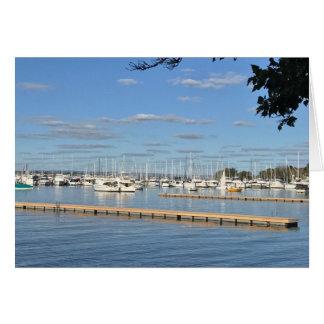 Matilda Bay, Australia Card