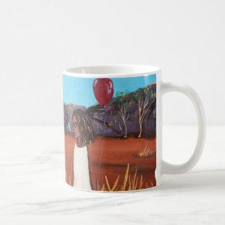 Matilda & Emu Coffee Mug