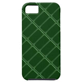 Matrix Emerald Green iPhone 5 Covers