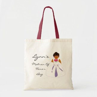 Matron Of Honor Bag Canvas Bag