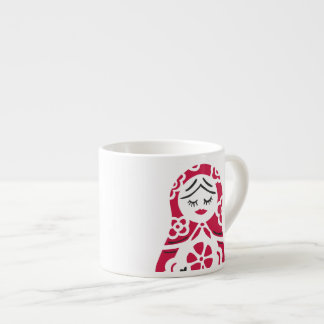 matryoshka mini mug