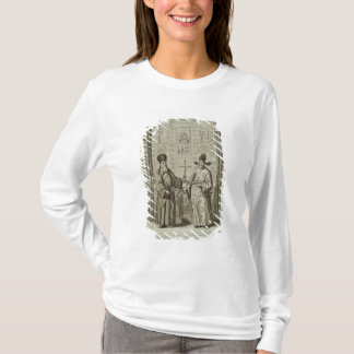 Matteo Ricci (1552-1610) and Paulus Li, from 'Chin T-Shirt