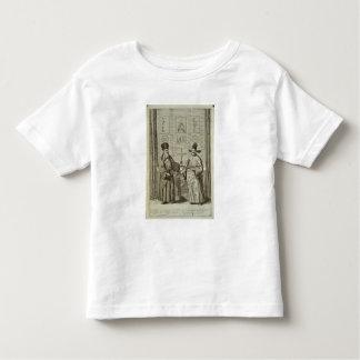 Matteo Ricci (1552-1610) and Paulus Li, from 'Chin Toddler T-Shirt