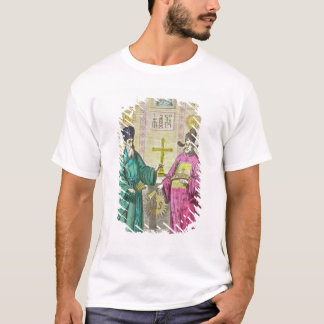 Matteo Ricci  and another Christian T-Shirt