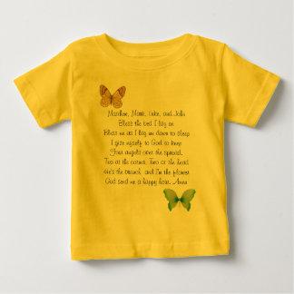 Matthew,Mark, Luke, & John Baby T-Shirt