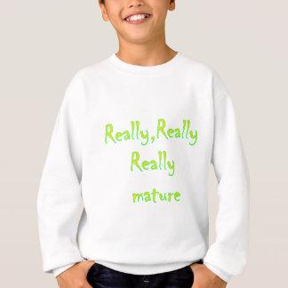 mature sweatshirt
