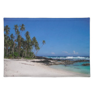 Maui Beach on Placemats