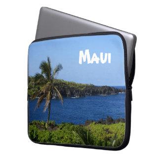 Maui paradise laptop sleeve