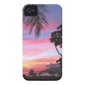 Maui sunset iPhone 4 Case-Mate cases