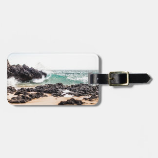 Maui Wave Luggage Tag