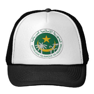 Mauritania National Seal Hat