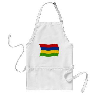 Mauritius Flag Apron