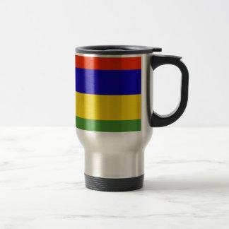 Mauritius Flag Mugs
