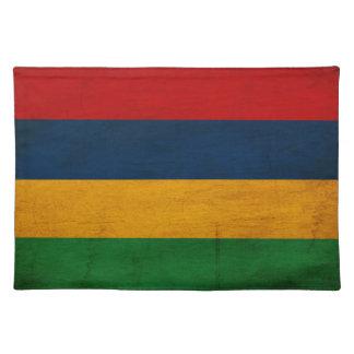 Mauritius Flag Placemat