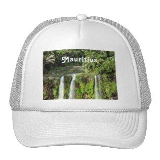 Mauritius Waterfalls Mesh Hats