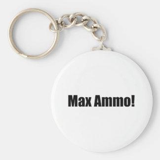 Max Ammo! Key Ring