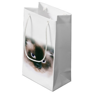 Max Grumpy Cat Small Gift Bag