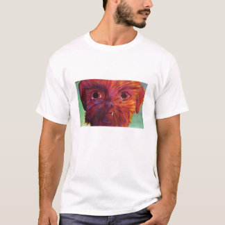 Max the Brussels Griffon T-Shirt